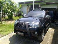 2009 Toyota Fortuner G M/T diesel dijual