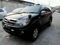 2005 Toyota Fortuner V 4x4 at dijual