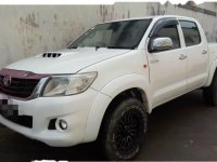 Toyota Hilux E 2012 dijual