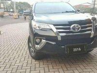 2016 Toyota All New Fortuner G Matic Diesel dijual