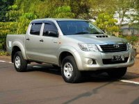 Toyota Hilux Double Cabin 4x4 2014 Dijual