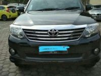 2012 Toyota Fortuner G Diesel manual dijual