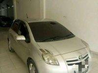 2008 Toyota Yaris E 1.5 MT dijual