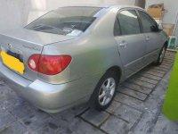2003 Toyota Corolla Altis G 1.8 Dijual