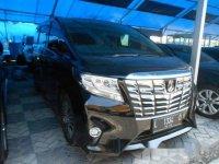 Toyota Alphard 2016 Dijual