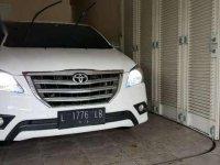 2013 Toyota Innova diesel Type G Transmisi matic dijual