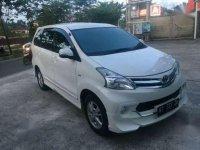 2014 Toyota Aavanza G  Luxury dijual