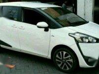 2017 Toyota SIENTA 1.5 V A/T dijual