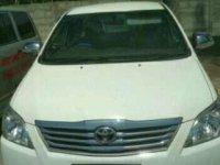 2012 Toyota Innova Akhir Type G M/T Rumahan Jarang Di Pakai dijual