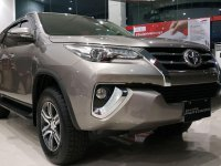 Toyota Fortuner G 2018 SUV dijual