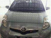 2010 Toyota Yaris type J dijual