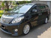 Toyota Alphard G G 2012 MPV Dijual