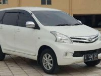 2014 Toyota Avanza G Automatic Dijual