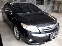 Toyota Corolla Altis G 2010 Sedan Dijual