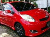 2011 Toyota Yaris type S Limited dijual