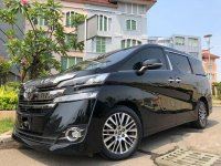 Toyota Vellfire G Limited 2016 Wagon Dijual