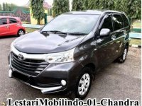 2015 Toyota New Avanza 1.3 E dijual