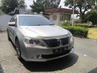 2012 Toyota Camry V Dijual