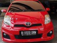 Toyota Yaris TRD Sportivo 2013 Hatchback dijual