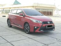 2017 Toyota Yaris TRD Sportivo Manual dijual
