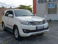 2013 Toyota Fortuner TRD dijual