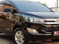 2017 Toyota Kijang Innova V Luxury Dijual