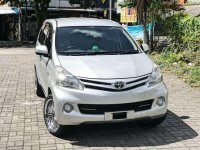 2104 Toyota All New Avanza Manual Dijual