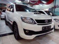 Toyota Fortuner G TRD VNT 2014 Dijual