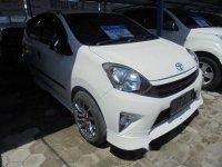 Toyota Agya TRD Sportivo MT 2016 Dijual