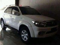 2010 Toyota Fortuner G Luxury Dijual