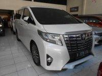 Toyota Alphard Exceutive Lounge V6 2015 Dijual