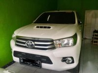 2015 Toyota Hillux G dijual