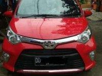2017 Toyota Calya 1.2 G dijual