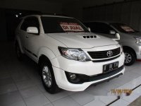 Toyota Fortuner G VNT Turbo 2013 Dijual