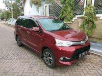 2016 Toyota Avanza Grand Veloz dijual