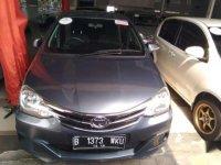 2014 Toyota Etios G Dijual