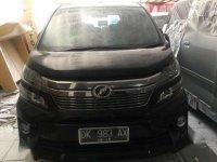 2013 Toyota Vellfire ZG dijual