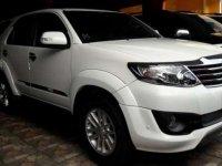2014 Toyota Fortuner TRD G Luxury Dijual