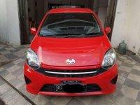 2016 Toyota Agya E dijual