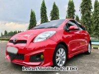 2012 Toyota Yaris 1.5 TRD Sportivo dijual