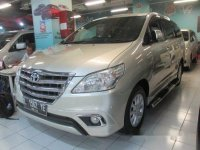 Toyota Kijang Innova V 2013 Dijual