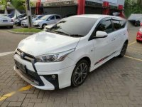 2017 Toyota Yaris type S Limited dijual