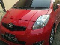 2010 Toyota Yaris type S Limited dijual
