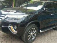2016 Toyota Fortuner VRZ A/t dijual