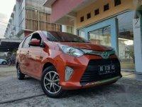 2017 Toyota Calya 1.2 G Matic dijual