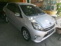 2014 Toyota Agya 1.0 G dijual