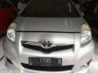 2011 Toyota Yaris type S dijual