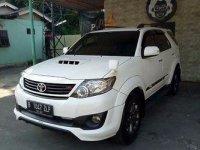 Toyota Fortuner VNT TRD 2014 dijual