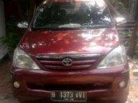 2004 Toyota Avanza E Up G Dijual