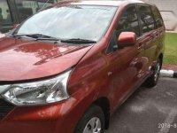 2016 Toyota Avanza E dijual